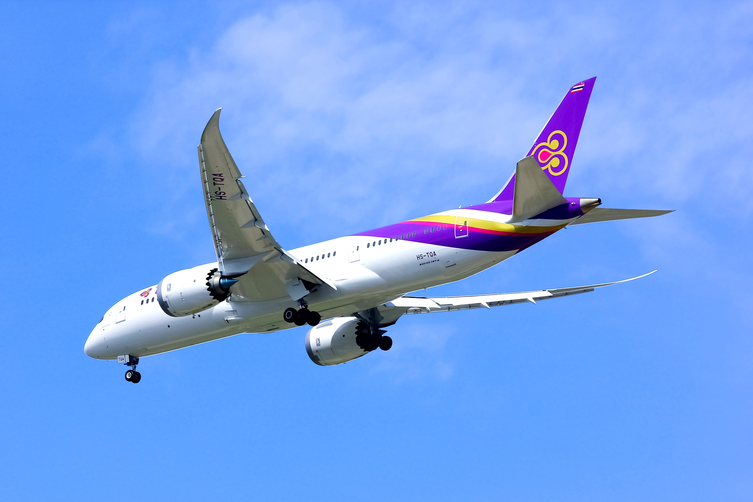 Thai Airways and Visa Introduce QR Code Payment
