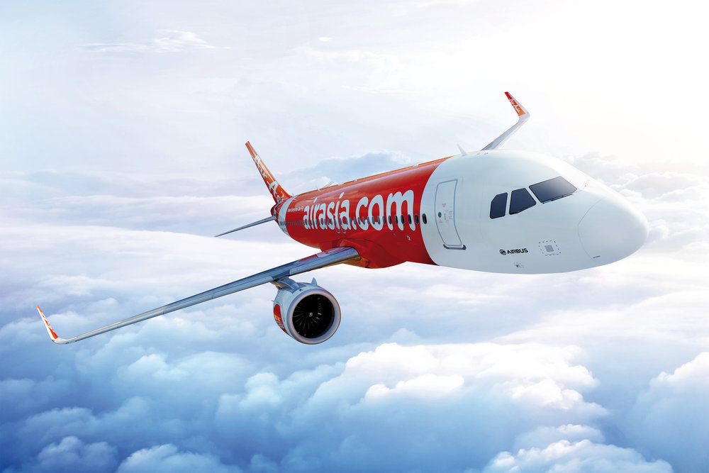 AirAsia Offers Extra Flights For Hari Raya