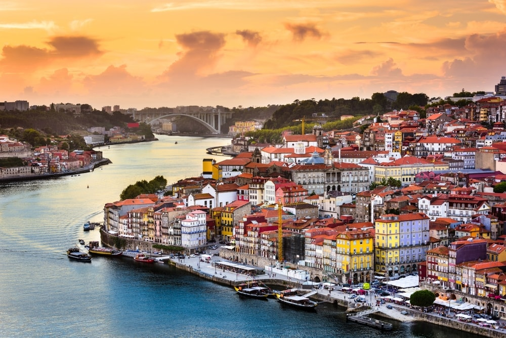 Emirates Adds Porto As Second Destination In Portugal