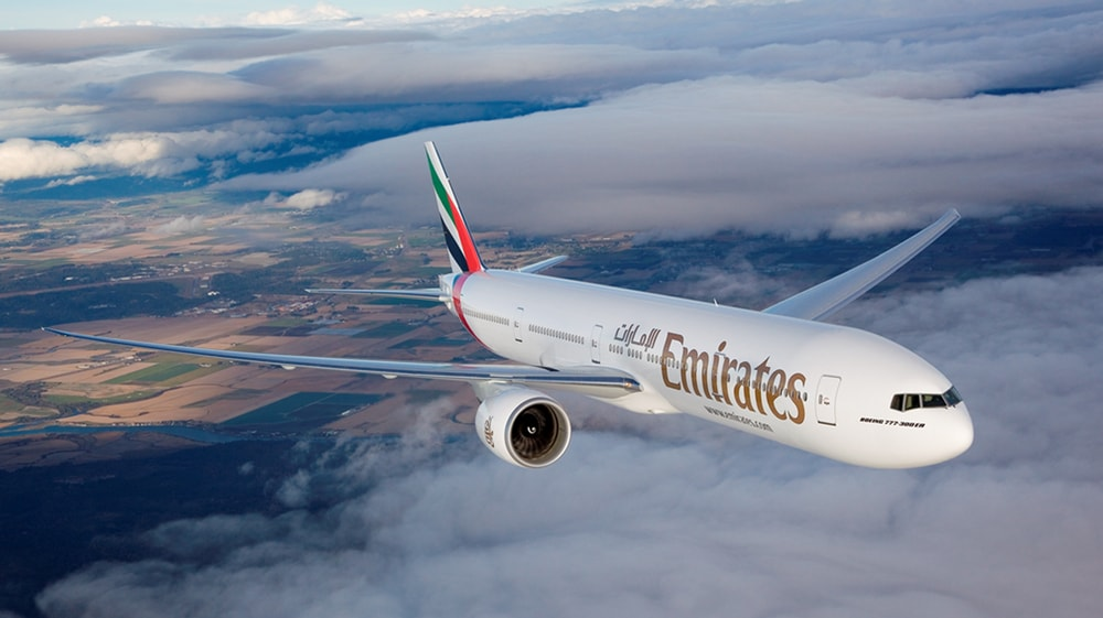 Emirates Offers Phnom Penh-Bangkok Link From Dubai