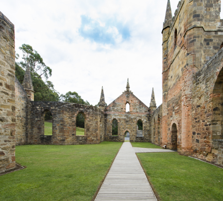 The UNESCO World Heritage-listed Port Arthur Historic Site