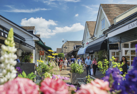 Bicester Village (Photo : ©VisitBritain)