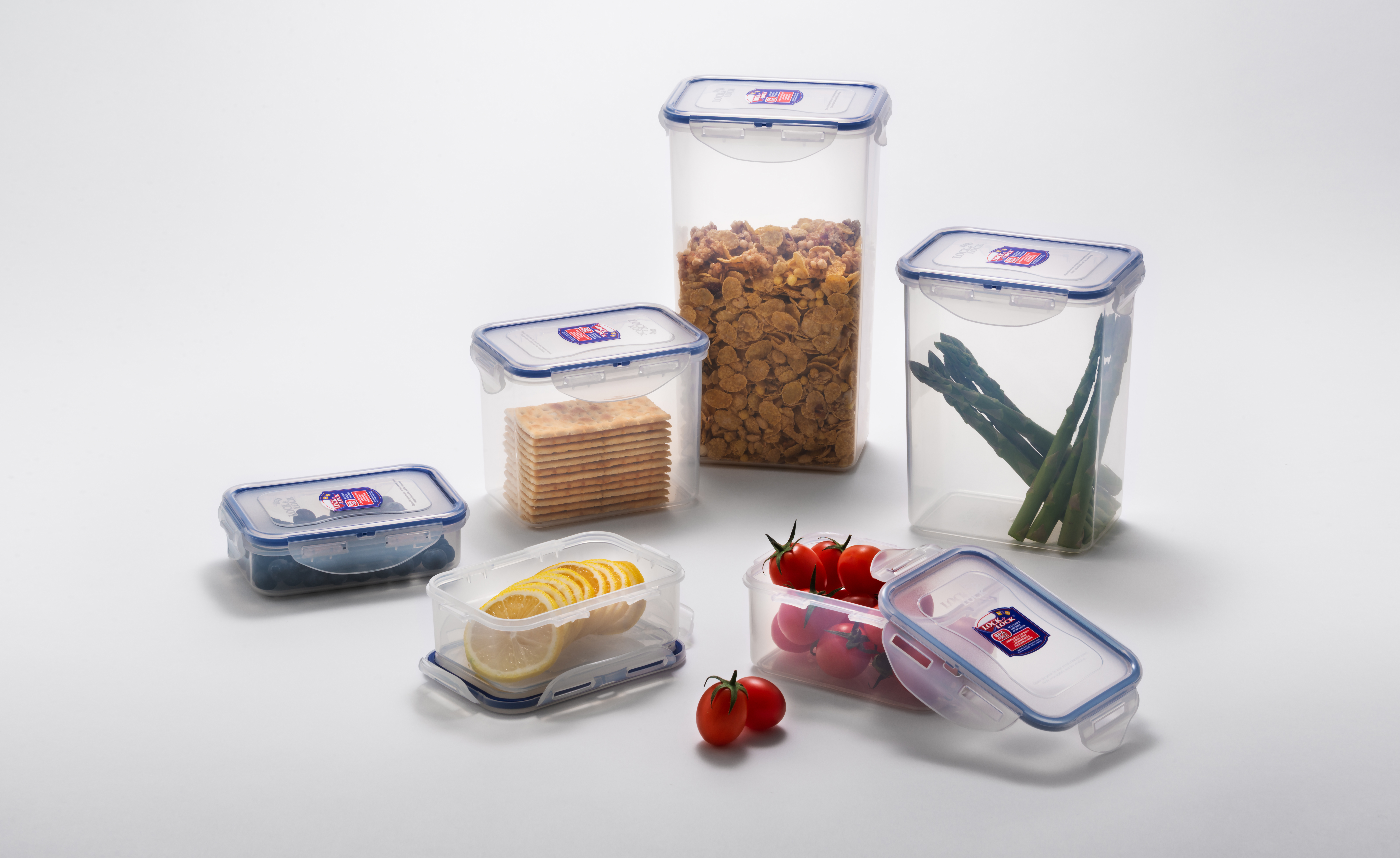 Lock n Lock Food Containers