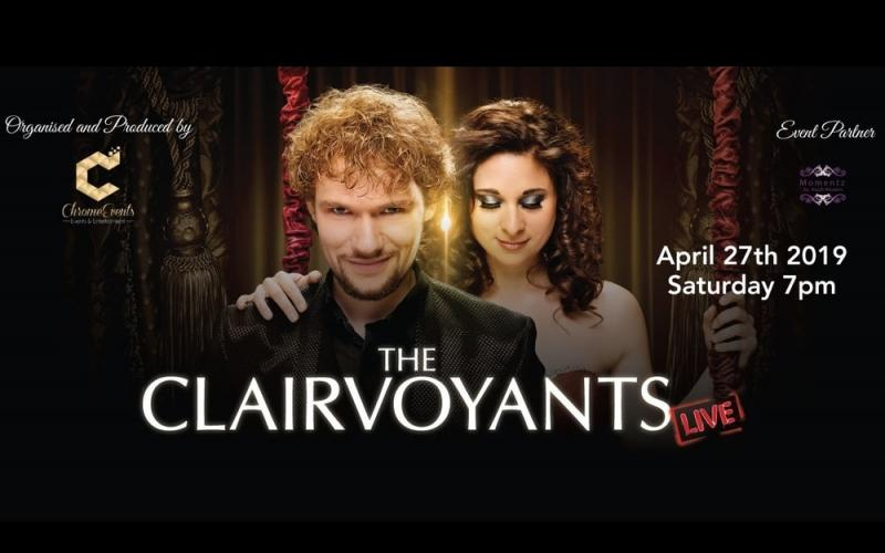 The Clairvoyants Live in Singapore