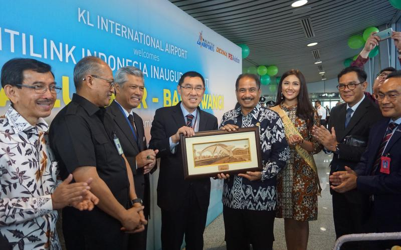 KL International Airport widens connectivity via Citilink Indonesia