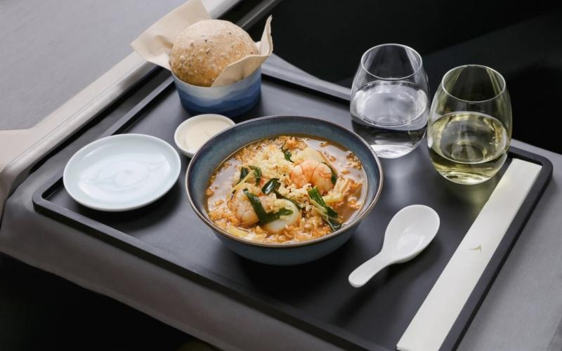 Cathay Pacific dishes out new 'Hong Kong Flavours' dining series across all cabin classes