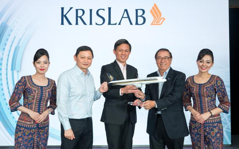 SIA launches digital innovation lab in pursuit of becoming world's leading digital airline