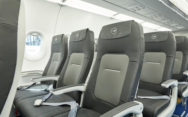 Lufthansa amps up comfort