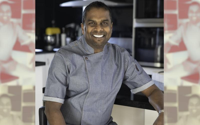 Sashi Cheliah: Adventurer, Traveller, MasterChef