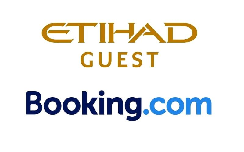 Etihad Guest and Booking.com form rewards partnership