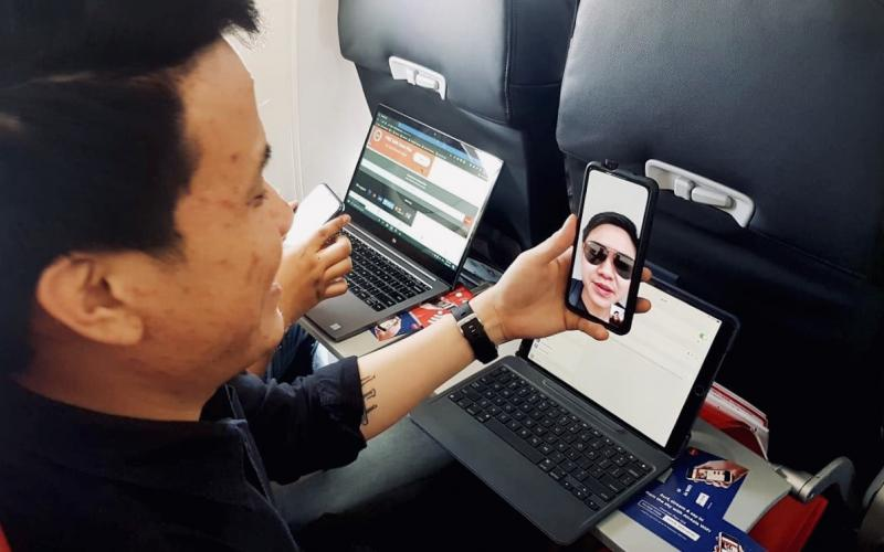 AirAsia Upgrades Inflight WiFi Service
