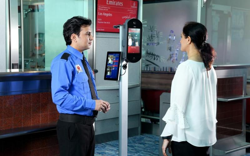 Emirates: Biometric Boarding