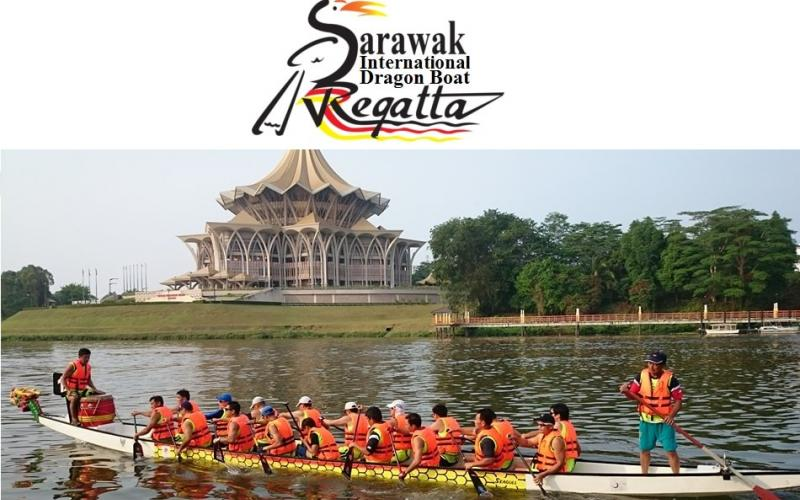 Sarawak International Dragon Boat Regatta