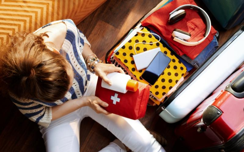 The Shape of Healthcare Travel