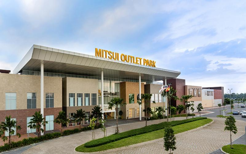 Mitsui Outlet Park Malaysia