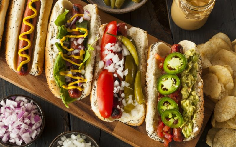 The American hot dog wars
